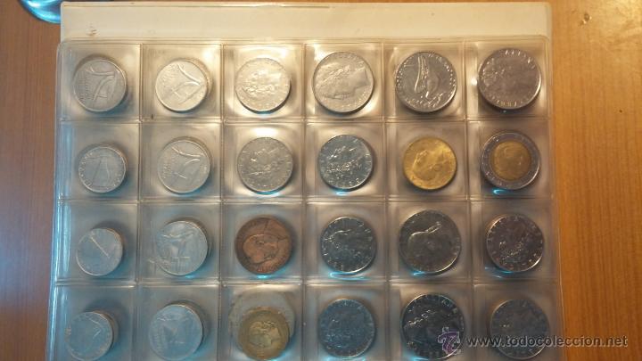 Monedas antiguas de Europa: 40 años de colección en 4 albunes de monedas extranjeras y españolas - Foto 33 - 44315503