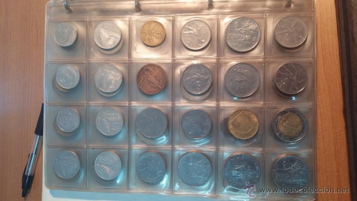 Monedas antiguas de Europa: 40 años de colección en 4 albunes de monedas extranjeras y españolas - Foto 34 - 44315503
