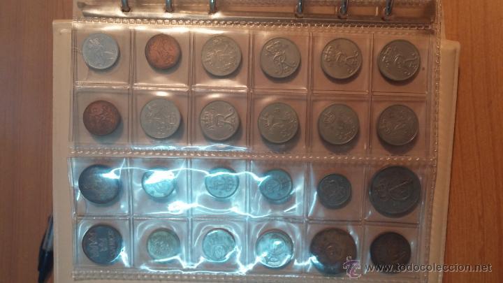 Monedas antiguas de Europa: 40 años de colección en 4 albunes de monedas extranjeras y españolas - Foto 44 - 44315503