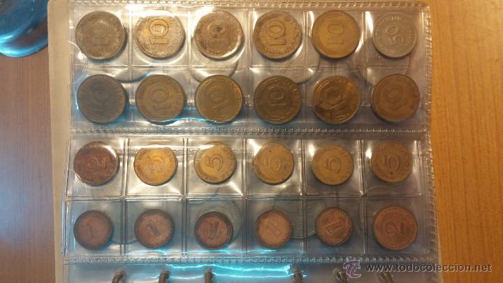 Monedas antiguas de Europa: 40 años de colección en 4 albunes de monedas extranjeras y españolas - Foto 45 - 44315503