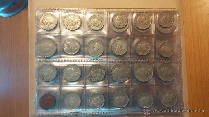 Monedas antiguas de Europa: 40 años de colección en 4 albunes de monedas extranjeras y españolas - Foto 49 - 44315503