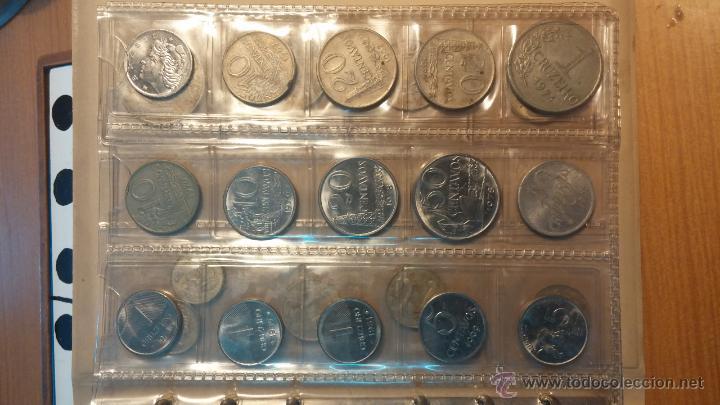 Monedas antiguas de Europa: 40 años de colección en 4 albunes de monedas extranjeras y españolas - Foto 53 - 44315503
