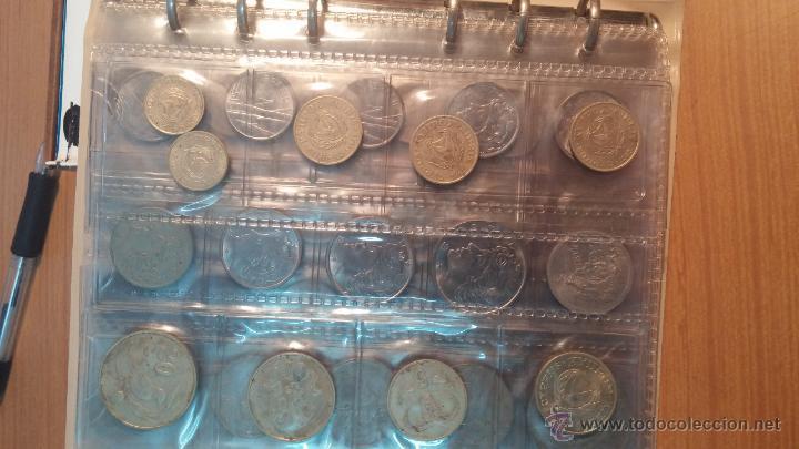 Monedas antiguas de Europa: 40 años de colección en 4 albunes de monedas extranjeras y españolas - Foto 56 - 44315503