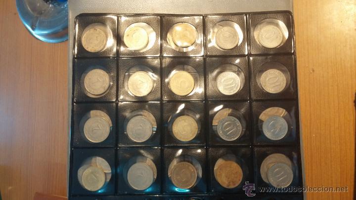 Monedas antiguas de Europa: 40 años de colección en 4 albunes de monedas extranjeras y españolas - Foto 71 - 44315503