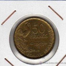 Monedas antiguas de Europa: FRANCIA : 50 FRANCS 1953 (B) EBC. Lote 44942280