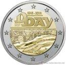 Monedas antiguas de Europa: MONEDA CONMEMORATIVA DE 2 € FRANCIA 2014. DIA D. Lote 155150900