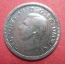 Monedas antiguas de Europa: GEORGIVS VI 1942. PLATA. Lote 45599512