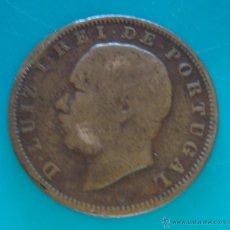 Monedas antiguas de Europa: MONEDA DE PORTUGAL 20 REIS AÑO 1883. Lote 45634733