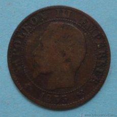 Monedas antiguas de Europa: NAPOLEON III 5 CENTIMOS 1855. Lote 45697452