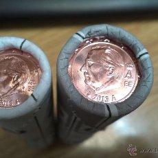 Monedas antiguas de Europa: BÉLGICA 1 Y 2 CÉNTIMOS 2013 SIN CIRCULAR. Lote 126267744