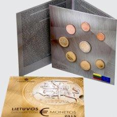 Monedas antiguas de Europa: LITUANIA 2015 SET EUROS BU - LITHUANIAN COINS- LIETUVOS MONETOS CALIDAD BU *NUMISBUR*. Lote 47433658