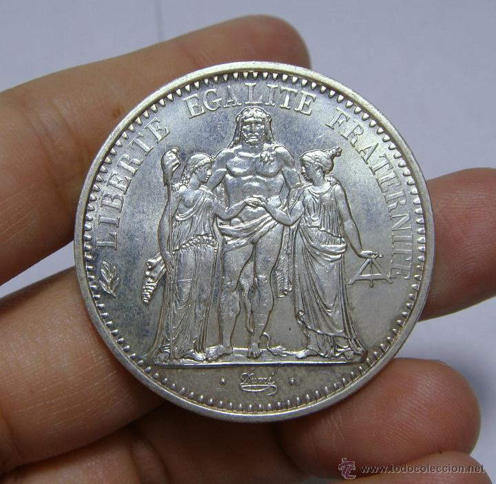 10 FRANCS - 10 FRANCOS. PLATA. FRANCIA - 1972 (Numismática - Extranjeras - Europa)