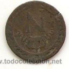 Monedas antiguas de Europa: NAPOLEÓN. FRANCIA. 1809. 10 CÉNTIMOS. PLATA BAJA. Lote 47926465