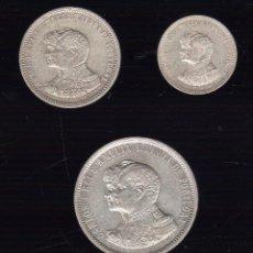 Monedas antiguas de Europa: PORTUGAL. SERIE COMPLETA. 4º CENTENARIO DESCUBRIMIENTO DE LA INDIA. 1498-1898. VER FOTOS. Lote 48227804