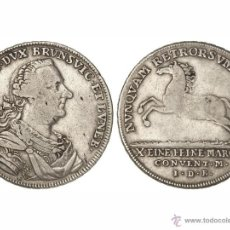 Monedas antiguas de Europa: THALER CARLOS I 1765-E-IDB. Lote 48314694