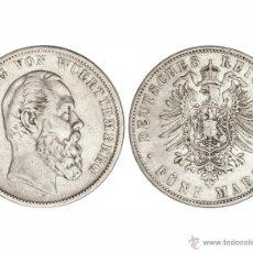 Monedas antiguas de Europa: 5 MARCOS CARLOS I 1876 F. Lote 48314742