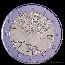 Monedas antiguas de Europa: MONEDA CONMEMORATIVA DE 2 € FRANCIA 2015. PAZ EN EUROPA. Lote 193739571