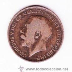 Monedas antiguas de Europa: MONEDA ·· ONE PENNY ·· 1912 .. Lote 49004610