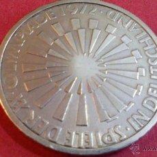 Monedas antiguas de Europa: ALEMANIA, 10 MARCOS DE PLATA, OLIMPIADAS 1972 G. Lote 49054866