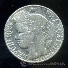 Monedas antiguas de Europa: FRANCIA: 50 CENTIMOS 1881 A (PLATA). Lote 49076858