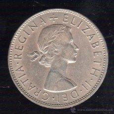 Monedas antiguas de Europa: INGLATERRA. HALF CROWN. 1967. Lote 49086979