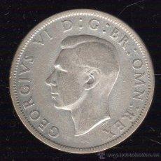 Monedas antiguas de Europa: GRAN BRETAÑA. HALF CROWN. 1940. Lote 49104574