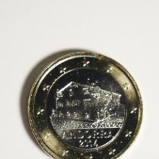 Monedas antiguas de Europa: 1 EURO ANDORRA 2014 SACADA DE CARTUCHO FNMT. Lote 49309441