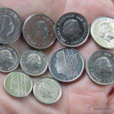 Monedas antiguas de Europa: HOLANDA LOTE DE 10 MONEDAS. Lote 49978707