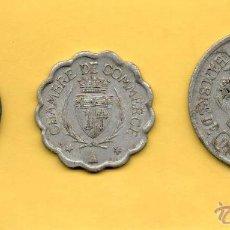Monedas antiguas de Europa: MM. 3 MONEDAS CHAMBRE COMMERCE MARSEILLE NARBONE L'HERAULT FRANCIA FRANCE MARSELLA NARBONA VER FOTOS. Lote 50026935