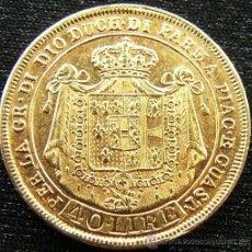 Monedas antiguas de Europa: PARMA ITALIA 40 LIRAS 1815 ORO 12,9GR AU * 900 KM # 32. Lote 50380702