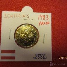 Monedas antiguas de Europa: AUSTRIA - PROOF - 1983. Lote 51115959