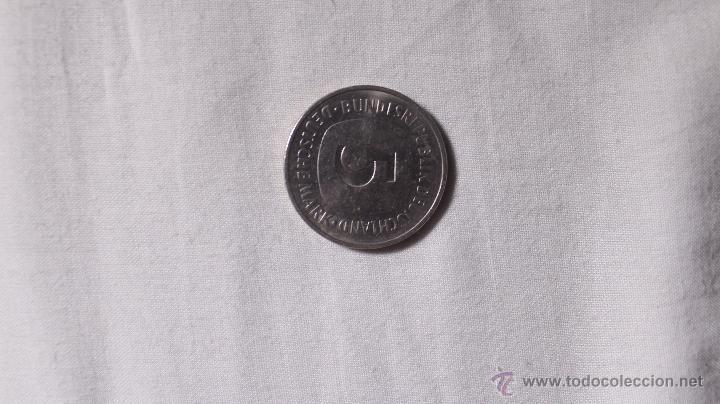 MONEDA 5 MARCOS 1975 (Numismática - Extranjeras - Europa)
