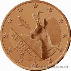 Monedas antiguas de Europa: 5 CENTIMOS ANDORRA 2014. Lote 294511118