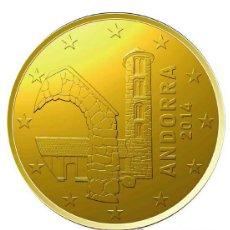 Monedas antiguas de Europa: 10 CÉNTIMOS ANDORRA 2014. Lote 294511123