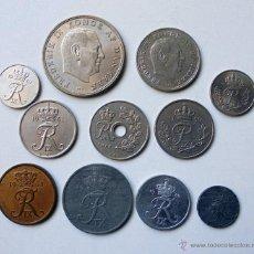 Monedas antiguas de Europa: DINAMARCA. FREDERIK IX. Lote 53182194