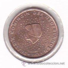 Monedas antiguas de Europa: 5 CÉNTIMOS HOLANDA 2001, EBC. Lote 53298349