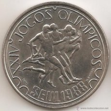 Monedas antiguas de Europa: PORTUGAL 250 ESCUDOS 1988 S/C JOGOS OLIMPICOS SEUL 1988. Lote 195063400