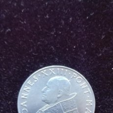 Monedas antiguas de Europa: MONEDA VATICANO - JUAN XXIII - 100 LIRAS. Lote 53545282