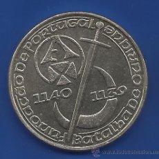 Monedas antiguas de Europa: PORTUGAL 250 ESCUDOS CU-NI 1989 BATALLA DE OURIQUE. Lote 155162902