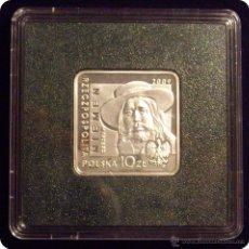 Monedas antiguas de Europa: POLONIA. 10 ZLOTY. 2.009. Lote 54214321