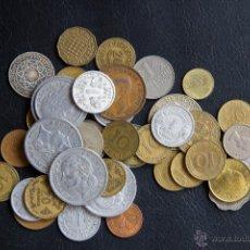 Monedas antiguas de Europa: LOTE DE 47 MONEDAS VARIADAS DE PAISES DEL MUNDO. Lote 54464107