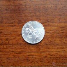 Monedas antiguas de Europa: AUSTRIA, 5 CHELINES 1966, PLATA.. Lote 54551861