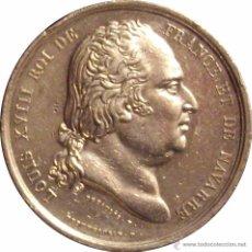 Monedas antiguas de Europa: FRANCIA. LUIS XVIII. QUO NON HAC DUCE. 1.821. PLATA. Lote 53774410