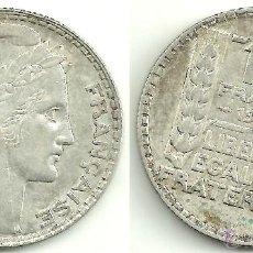 Monedas antiguas de Europa: FRANCIA 10 FRANCS 1930 (PLATA). Lote 54737244