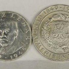 Monedas antiguas de Europa: MO-040. COLECCION DE CUATRO MONEDAS EN PLATA CONMEMORATIVAS. AUSTRIA. 1956/1974.. Lote 50388051