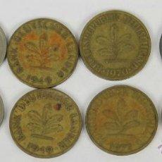 Monedas antiguas de Europa: MO-191 - COLECCIÓN DE 11 MONEDAS ALEMANAS(VER DESCRIP). 1847/1981.. Lote 51215651