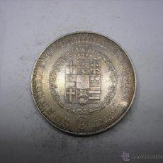 Monedas antiguas de Europa: ALEMANIA, HESSE-CASSEL. THALER DE PLATA DE 1833. Lote 54932077
