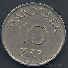 Alte Münzen aus Europa - DINAMARCA - 10 OERE 1960 - MBC - CAT.SCHOEN Nº.58 - VISITA MIS OTROS LOTES Y AHORRA GASTOS - 54993158
