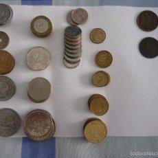 Monedas antiguas de Europa: LOTE 66 MONEDAS. FRANCOS FRANCESES. ANTIGUOS Y MODERNOS. CIRCULADAS BUEN ESTADO GENERAL. Lote 56013693