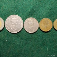 Monedas antiguas de Europa: MONEDAS PORTUGUESAS. Lote 56038926